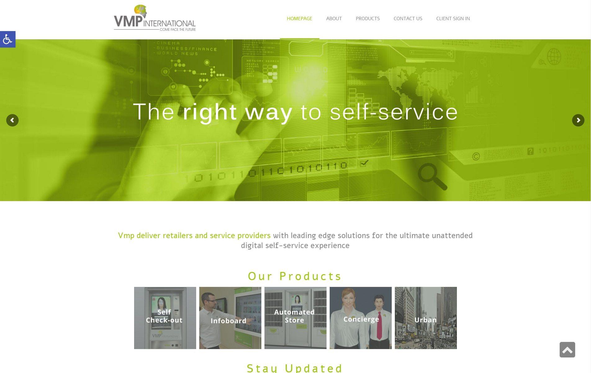 אתר VMP