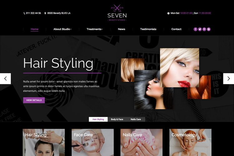 The7 - Beauty Studio