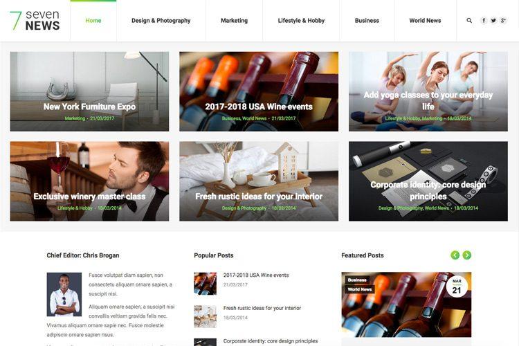 The7 - Blog & News