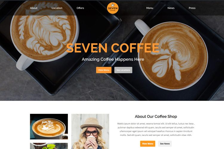 The7 - Coffe