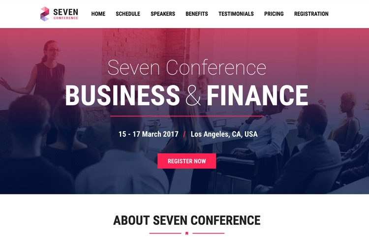 The7 - Conference