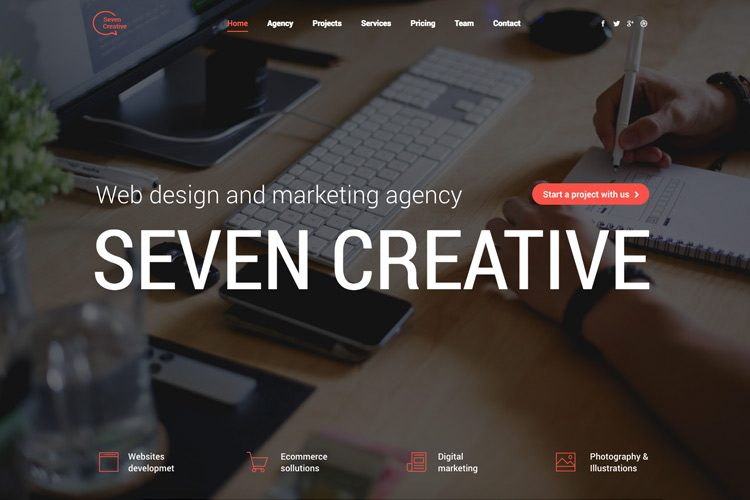 The7 - Creative Agency
