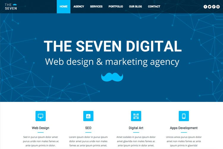 The7 - Digital Agency