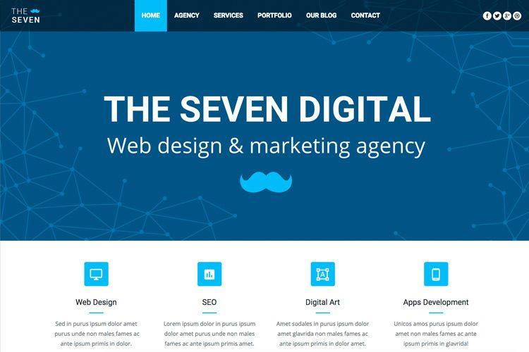 The7 - Digital Agency