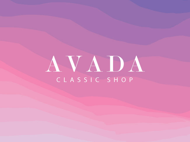 Avada - Classic Shop