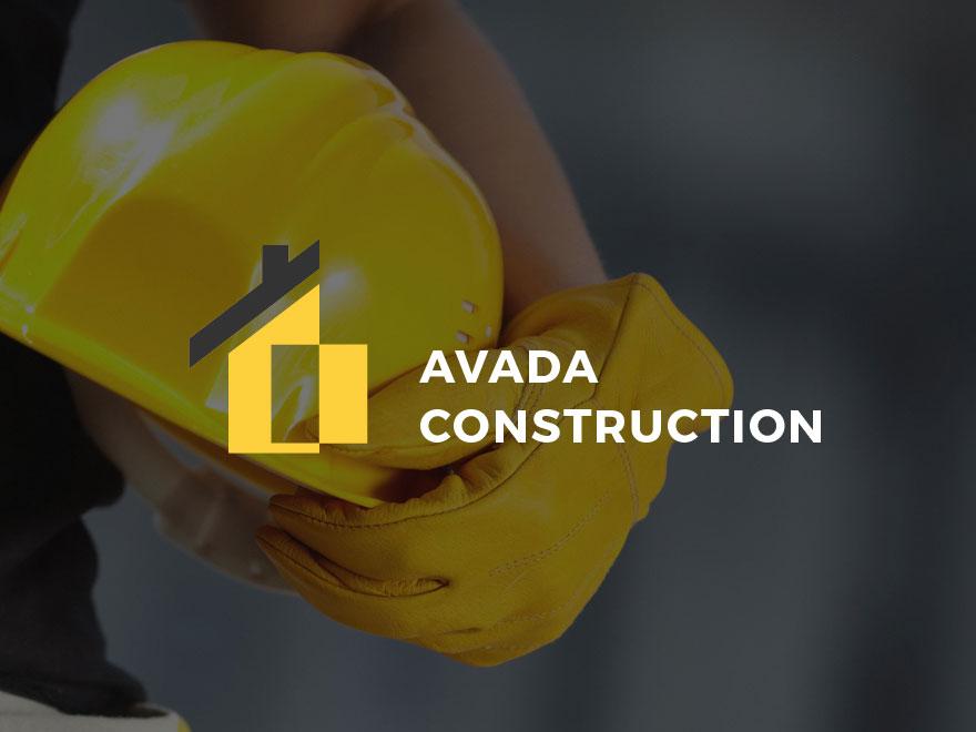 Avada - Construction