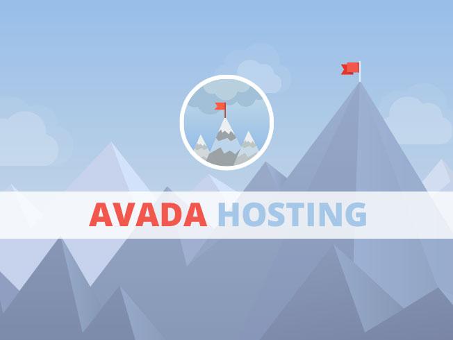 Avada - Hosting