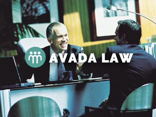 Avada - Law