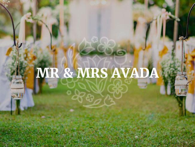 Avada - Wedding