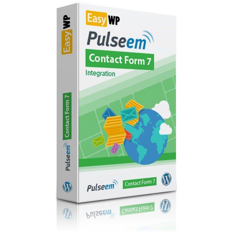 Contact Form 7 – Pulseem